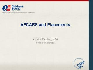 AFCARS and Placements