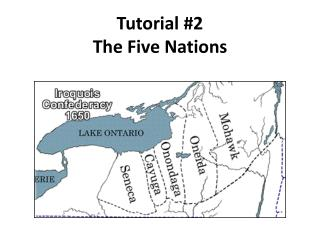 Tutorial #2 The Five Nations