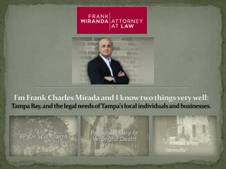 Real Estate Attorney Tampa