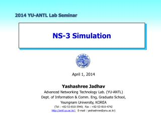 NS-3 Simulation