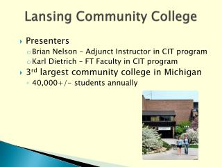 Lansing Community College