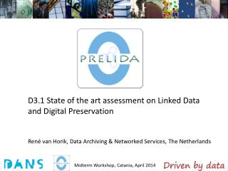D3.1 State of the art assessment on  Linked  Data  and  Digital  Preservation