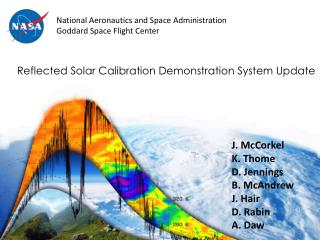 Reflected Solar Calibration Demonstration System Update