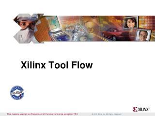 Xilinx Tool Flow