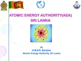 ATOMIC ENERGY AUTHORITY(AEA) SRI LANKA