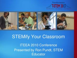 STEMify  Your Classroom