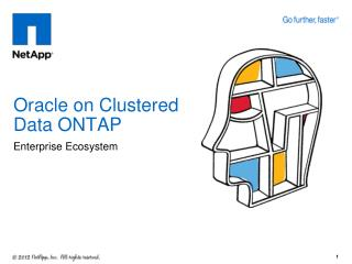 Oracle  on  Clustered Data ONTAP