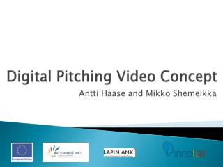 Digital  Pitching Video  Concept