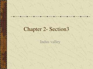 Chapter 2- Section3