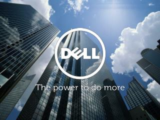Dell Fluid Data Architecture Ease Of  Use & TCO Benefit