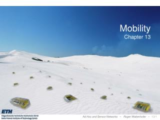 Mobility Chapter 13
