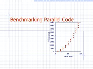 Benchmarking Parallel Code