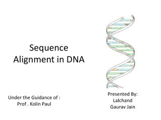 Sequence Alignment in DNA