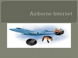 airborne internet paper