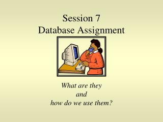 Session 7 Database Assignment