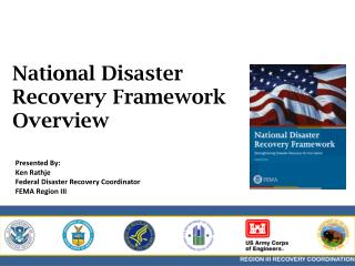 National Disaster Recovery Framework Overview