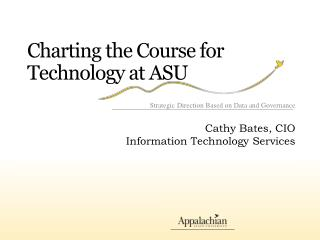 Charting the Course for Technology at ASU