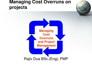 Managing Cost Overruns on projects