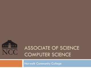 Associate of Science Computer Science