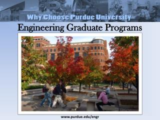 Engineering Graduate Programs