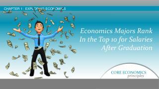 CHAPTER 1:  EXPLORING ECONOMICS