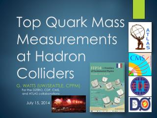 Top Quark Mass Measurements at Hadron Colliders