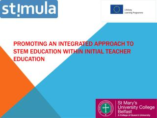 Promoting an integrated approach to STEM education within Initial Teacher Education