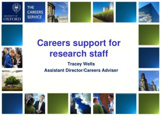Careers support for research staff