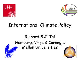 International Climate Policy
