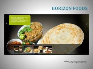HORIZON FOODS