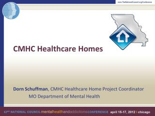 CMHC Healthcare Homes