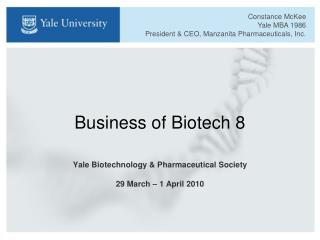 Business of Biotech 8