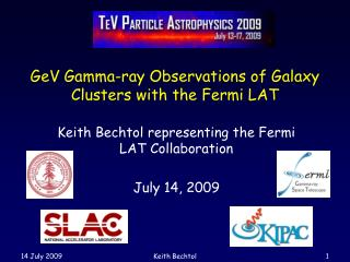GeV Gamma-ray Observations of Galaxy Clusters with the Fermi LAT