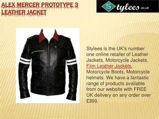 Stylees - Film Leather Jackets