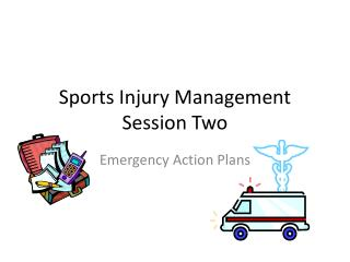 Sports Injury Management Session Two