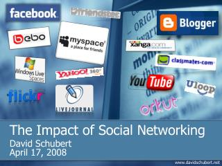 The Impact of Social Networking