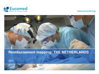 Reimbursement mapping:  THE NETHERLANDS