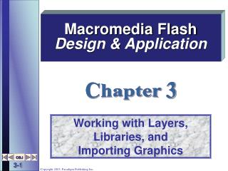 Working with Layers, Libraries, and Importing Graphics