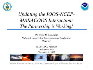 """Where America's Climate, Weather, Ocean and Space Weather Services Begin"""