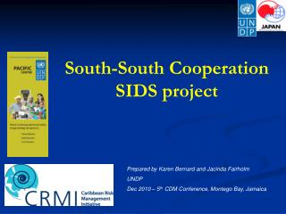 South-South  Cooperation SIDS  project