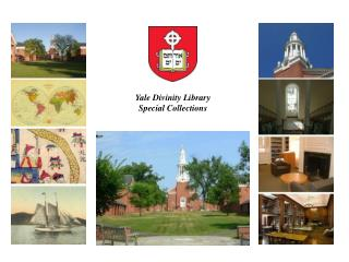 Yale Divinity Library Special Collections