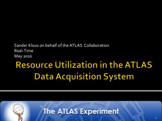 Resource Utilization in the ATLAS Data Acquisition System
