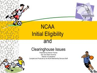NCAA Initial Eligibility and