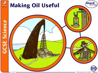What is crude oil?