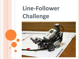 Line-Follower Challenge