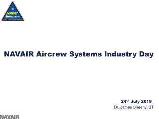 NAVAIR Aircrew Systems Industry Day