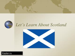 Let's Learn About Scotland
