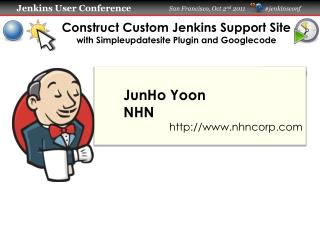Construct Custom Jenkins Support Site  with  Simpleupdatesite Plugin  and  Googlecode