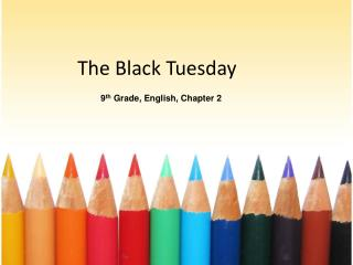 The Black Tuesday
