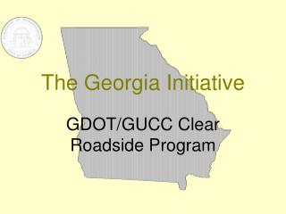 The Georgia Initiative